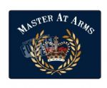 Master at arms Mouse mat